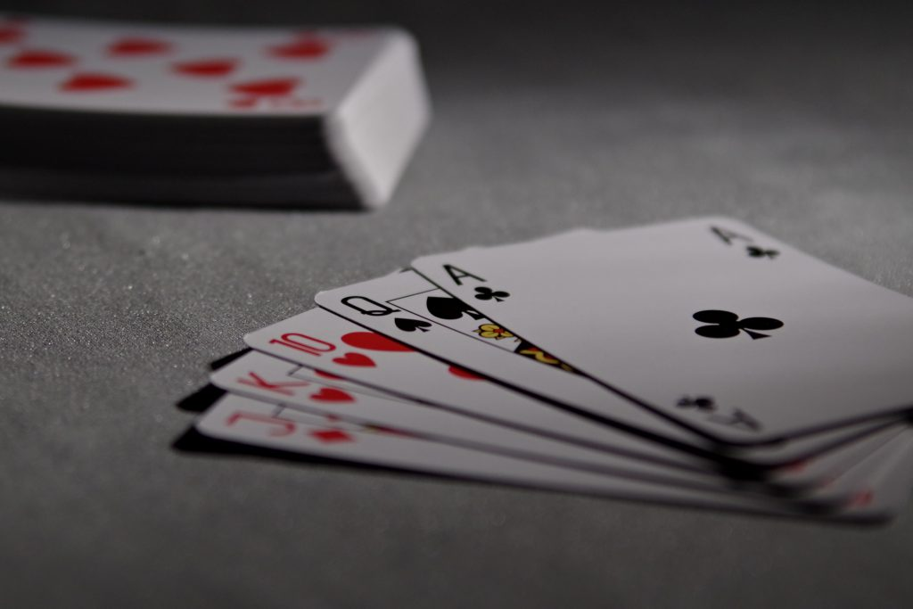 Three New Definitions Concerning Poker