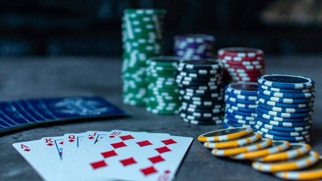 The way to Deal With(A) Very Unhealthy Casino